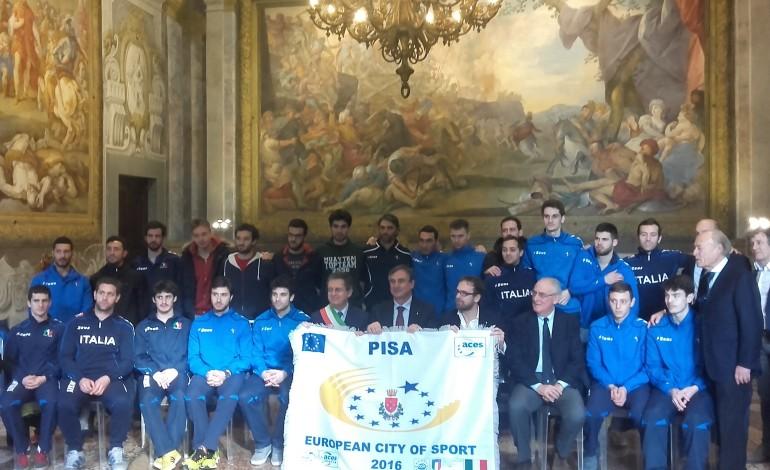 Verso gli europei: nazionale di Hockey si allena a Pisa, impianti del Cus