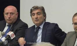 Il Presidente dott. Fabio Petroni al termine di Pisa-Teramo