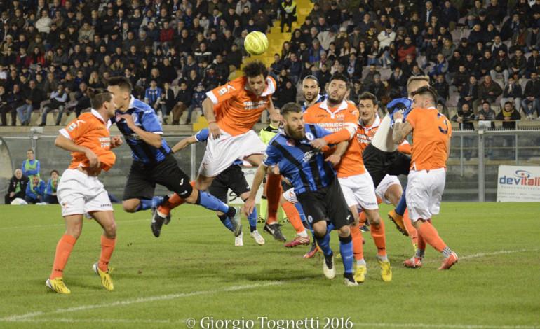 Primo Tempo: Pisa – Pistoiese 1-0