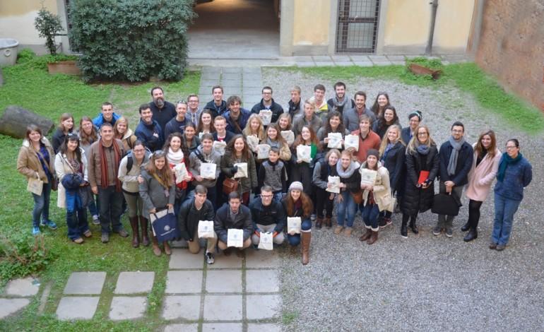 Quaranta studenti dagli USA in visita all'Università di Pisa