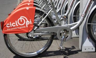 Nuove stazioni bike sharing a Pisa, comunicato del Movimento 5 Stelle