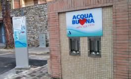 """Nuovo fontanello al CEP(Pisa), già erogati 162mila litri di """"acqua buona"""""""