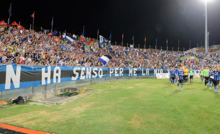 Nerazzurri beffati sul finale: Pisa-Chievo 2 a 2