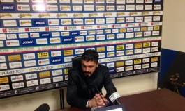 """Mister Gattuso alla vigilia di Prato - Pisa:""""Mi aspetto una partita gagliarda dai miei ragazzi"""""""
