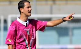 Sarà Stefano Giovani ad arbitrare Prato - Pisa prevista per domenica prossima