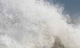 Una perturbazione atlantica porta vento e mareggiate