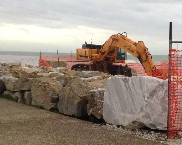 Spiagge di ghiaia, Nerini (NoiAdessoPisa) presenta interrogazione