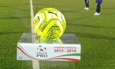 I risultati della 22° giornata Girone B Lega Pro