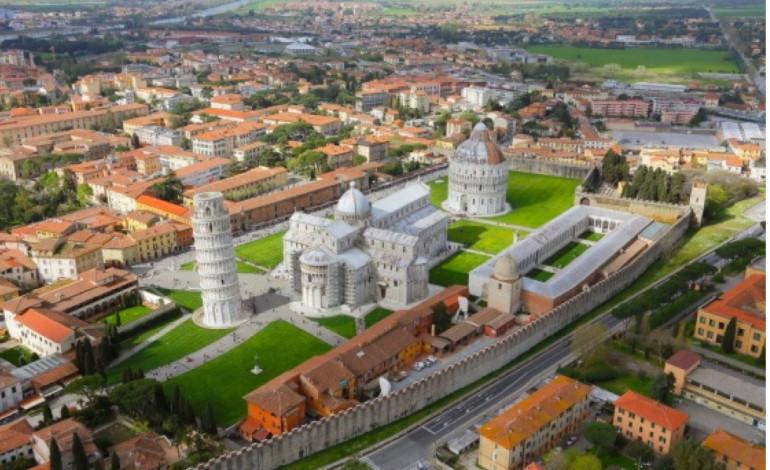 Pisa, multa di 500 euro ad otto attività commerciali tra piazza Manin e via Cammeo