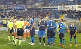 I nerazzurri conquistano il secondo posto in classifica. Pisa -Pistoiese 2-0