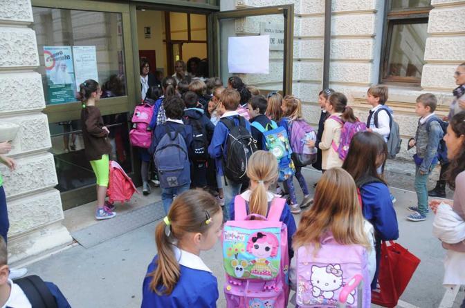 abbastanza primo giorno scuola elementare De Amicis | Pisa24.info GE64