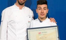 Anche Lorenzo Neri di Guardistallo tra i neo diplomati del  XXIX Corso Superiore di Cucina Italiana