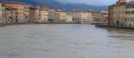 """""""Puliamo il mondo"""",Domenica 27 ottobre a Pisa i volontari si ritrovano alla golena d'Arno"""
