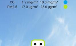 Qual'è la qualità dell'aria che  respiriamo? Per saperlo basta un click