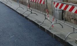 Via Sancasciani a Pisa: finita in anticipo la prima parte dei lavori