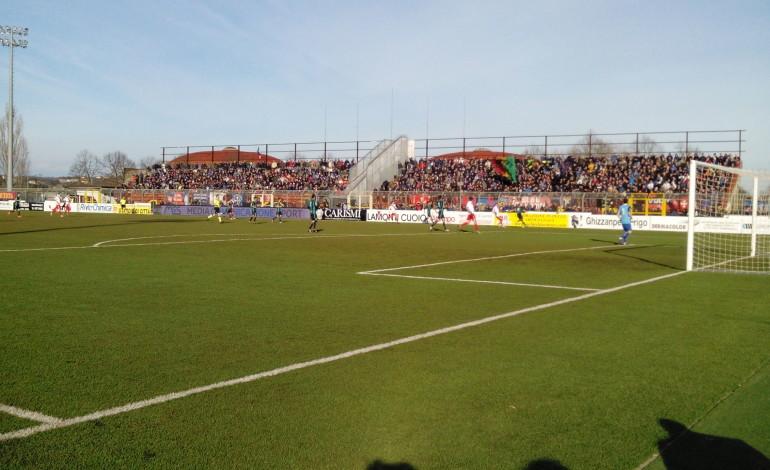 Il Pisa vince il derby nel recupero. Tuttocuoio -Pisa 1-2