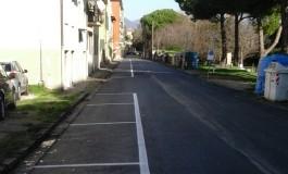 Via Moro e via Sardo a Porta a Mare: lavori finiti e strada riaperta al traffico