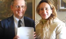 Il sindaco Filippeschi incontra il console onorario della Repubblica Greca