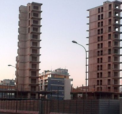 Pisa, entro un mese riprenderanno i lavori alle Torri di Cisanello