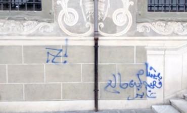 Scritte in arabo sulla Normale