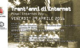 Pisa, Internet Day: 30 anni fa in via Santa Maria la prima connessione italiana