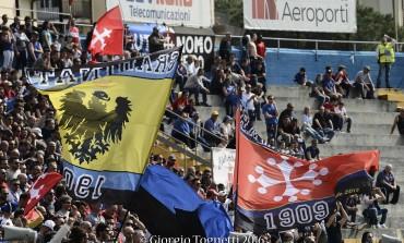 Pro-Vercelli- Pisa 0-0. Partita equilibrata e il Pisa porta via un punto che muove la classifica