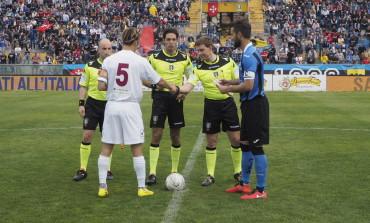 Tabanelli risponde a Vettori e il derby finisce in parità: Pisa- Pontedera 1-1