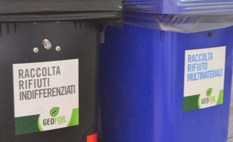 Raccolta rifiuti indifferenziati, si può richiedere il secondo contenitore grigio