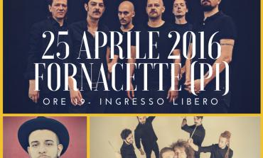 Il Teatro Degli Orrori, Danny Bronzini e Fantasia Pura Italiana: Ecco Il 25 Aprile a Fornacette (Pisa)