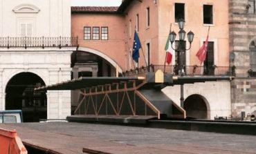 Gioco del Ponte in sicurezza, divieto di vendita, di asporto e di consumo di bevande in vetro dalle 17 di sabato