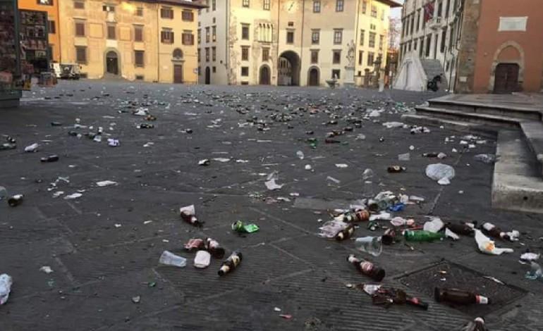 Movida e pulizia Piazza dei Cavalieri, Nerini presenta interrogazione a risposta scritta