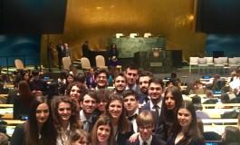 Studenti dell'Università di Pisa premiati alle Nazioni Unite a New York