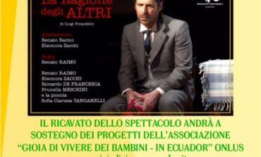 """Al Teatro Verdi di Pisa va in scena """"La ragione degli altri"""" di Pirandello"""