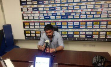 """Mister Gattuso: """"Gara che pesa tanto, mi aspetto la stessa intensità vista contro la Maceratese"""