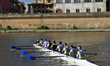 Sabato 14 maggio torna sull'Arno la regata Pisa-Pavia