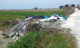 Discarica abusiva a Montacchiello: individuato e multato il responsabile