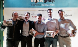 Studenti pisani vincono l'Internet of Things Hackathon