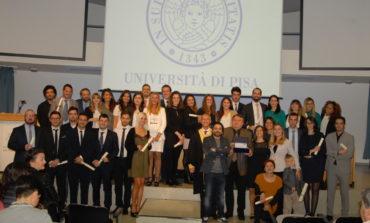 Consegnati i diplomi a 195 allievi dei master del dipartimento di Economia e Management