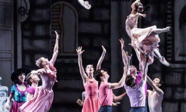 Al Teatro Verdi di Pisa un classico della danza, La Bella Addormentata, sulle musiche di Čajkovskij