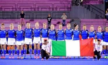 Nove atleti del Cus Pisa Hockey in Azzurro
