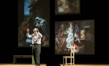 Al Teatro Verdi di Pisa va in scena CARAVAGGIO uno spettacolo di e con Vittorio Sgarbi