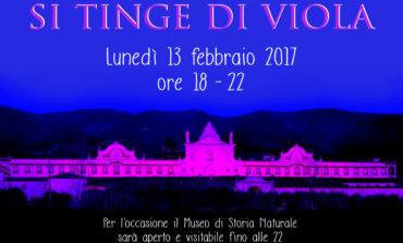 La Certosa di Calci si colora di viola per la Giornata Mondiale dell'Epilessia