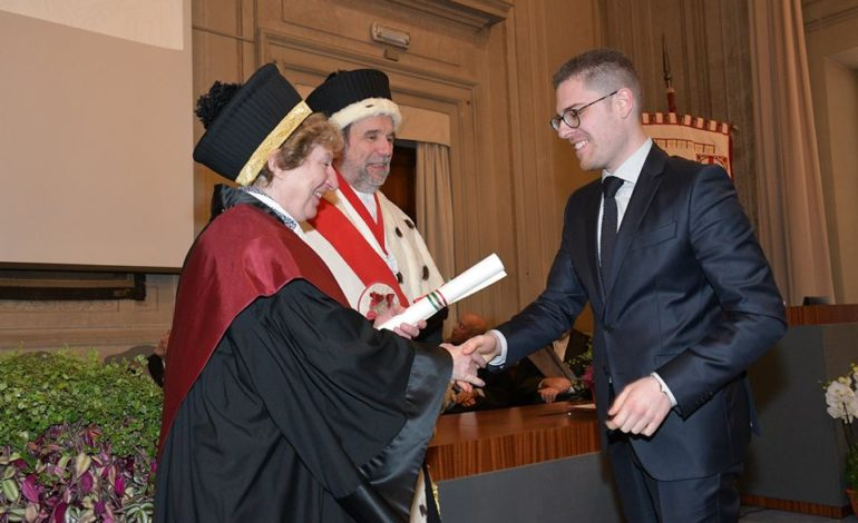 A Pasquale Focarile il premio della Firenze University Press per la miglior tesi di dottorato