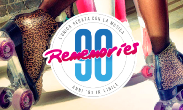 Capodanno Pisano Rememories Party 90s