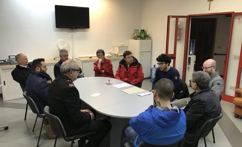 Casciana Terme, firmato  il protocollo per l'area di atterraggio per l'elisoccorso