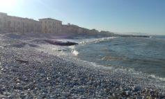 Fuochi d'artificio sul lungomare di Marina di Pisa