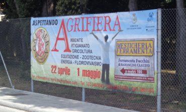 Tutto pronto per l'Agrifiera a Pontasserchio