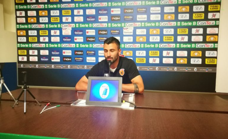 Parlano i protagonisti dopo Pisa-Benevento