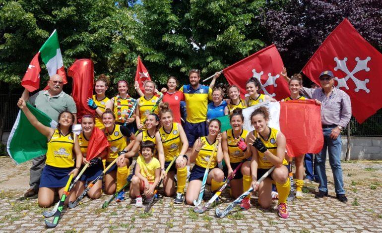 Cus Pisa Hockey femminile