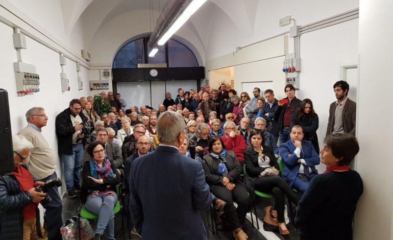 Inaugurata la sede di Articolo Uno a Pisa